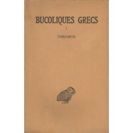 Bucoliques grecs, tome I : Théocrite