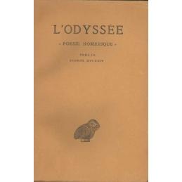 L'Odyssée « poésie homérique », tome III : chants XVI-XXIV