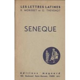 Les Lettres latines. Sénèque. Chapitre XXIII