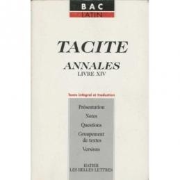 Tacite, Annales XIV. Texte intégral et traduction