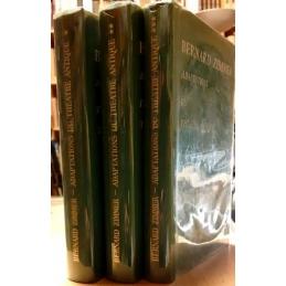 Adaptations du théâtre antique. Tomes I - II et III. Couvertures