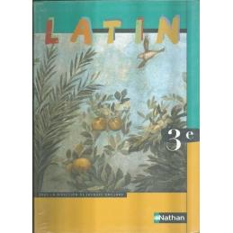 Latin 3e sous la direction de Jacques Gaillard