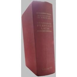 Dictionnaire français-latin Quicherat et Chatelain