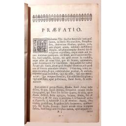 Andronicus Rhodius : Ethicorum Nichomacheorum paraphrasis. Préface