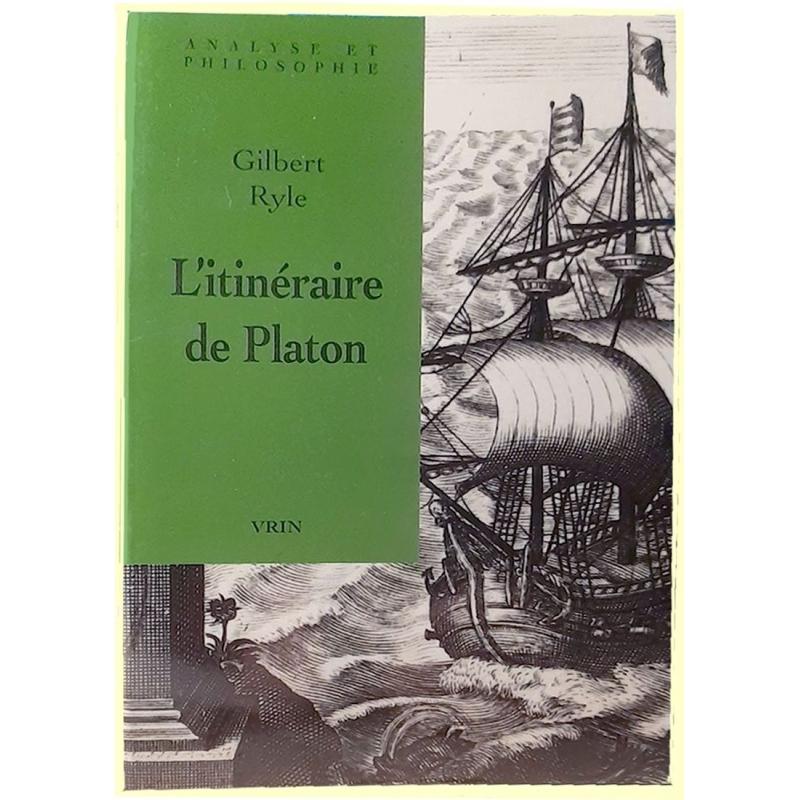 L'itinéraire de Platon. Suivi de En manière d'autobiographie