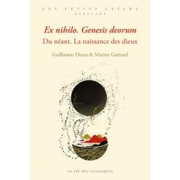 Ex nihilo. Genesis deorum. Du néant. La naissance des dieux