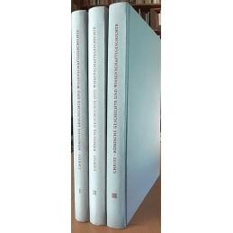 Römische Geschichte und Wissenschaftsgeschichte. 3 Bd. Couvertures