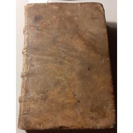 Basilii magni de instituenda studiorum ratione, gr. lat., cum annotât. Justini Gobleri. Couverture, plat recto