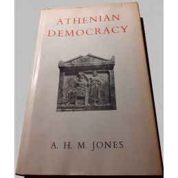 Athenian Democracy. Jaquette