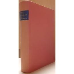 De Architectura Libri decem. Zehn Bücher über Architektur. Couverture