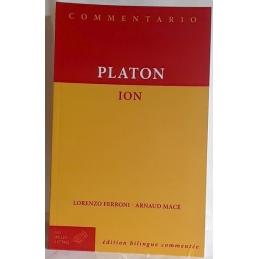 Ion. Edition bilingue commentée