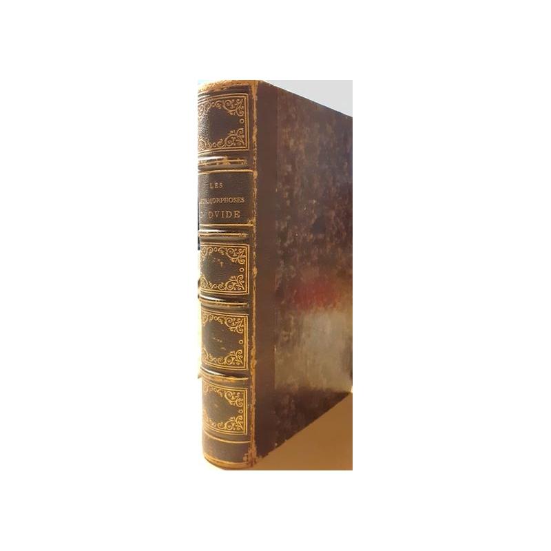 Les Métamorphoses (livres I-XV). Couverture