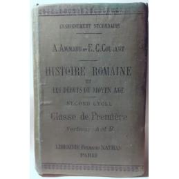 Histoire romaine et les débuts du Moyen Age