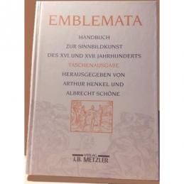 Emblemata. Handbuch zur Sinnbildkunst des XVI. und XVII. Jahrhunderts. Couverture