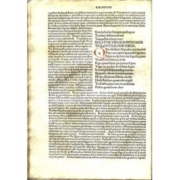 Opera. Ad Horatium Flaccum odde dicolos tetrastrophos Angeli Politiani  folio[1b]