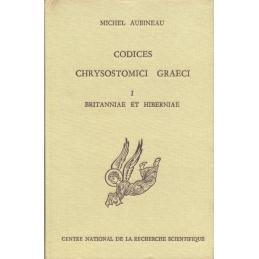 Codices chrysostomici graeci, T. I Britanniae et Hiberniae
