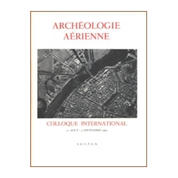 Colloque international d'archéologie aérienne (31 aout - 3 septembre 1963)