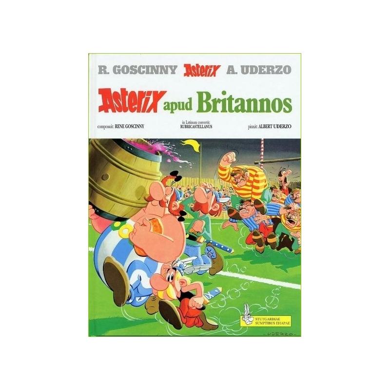Asterix : Apud Britannos