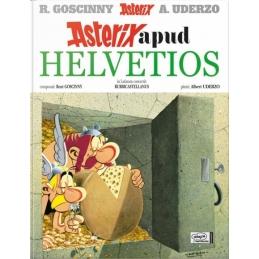 Asterix : Apud Helvetios
