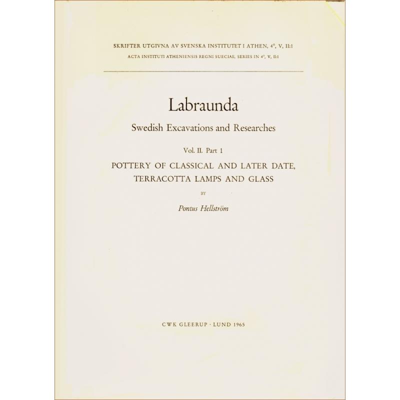 Labraunda (Swedish researches)