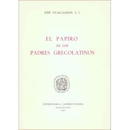 El papiro en los padres grecolatinos