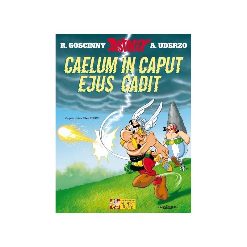 Asterix : Caelum in caput ejus cadit