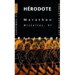 Marathon  Histoires, livre VI