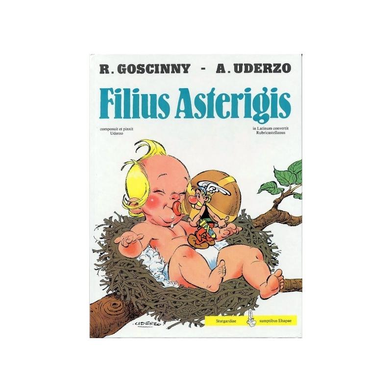 Asterix : Filius Asterigis