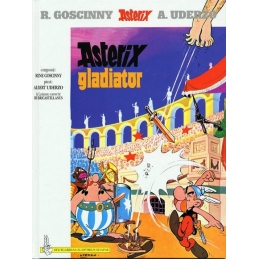Asterix : Gladiator