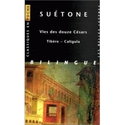Vies des douze Césars  Tibère, Caligula
