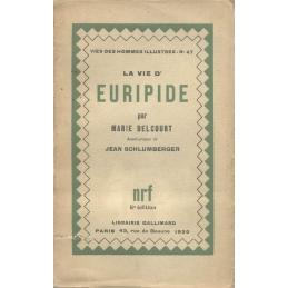 La vie d'Euripide