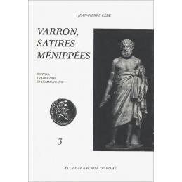 Varron, Satires Ménipées - tome 3