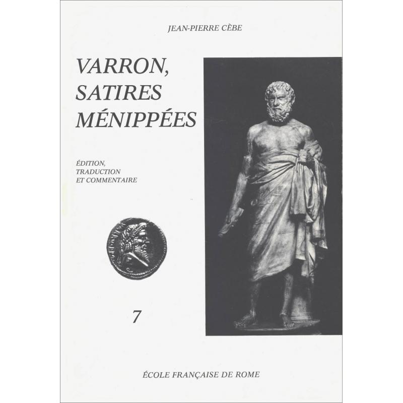 Varron, Satires Ménipées - tome 7