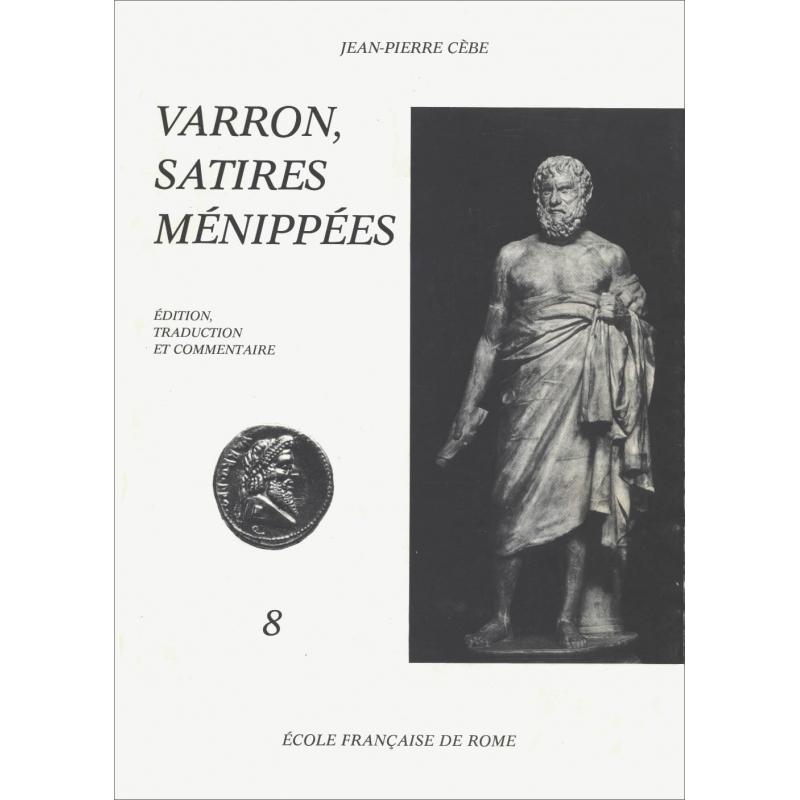 Varron, Satires Ménipées - tome 8