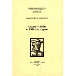 Alexandre Sévère et l'Histoire Auguste