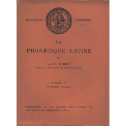 La phonétique latine