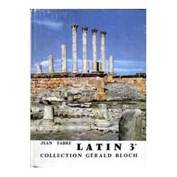 Latin. Classe de troisième