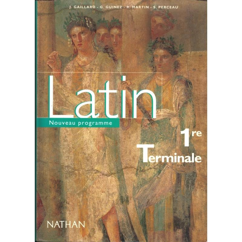Latin, 1re - Terminale