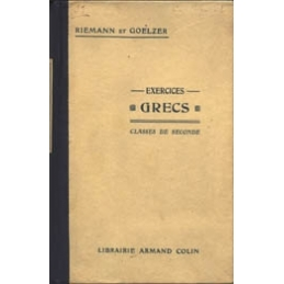 Exercices grecs. Classes de seconde