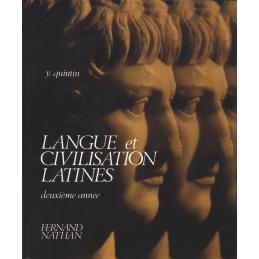 Langue et civilisation latines. Deuxième année