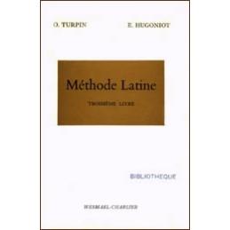 Méthode latine. Troisième livre