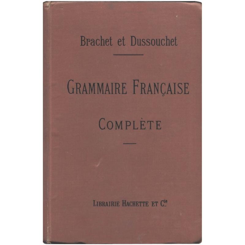 Grammaire française complète