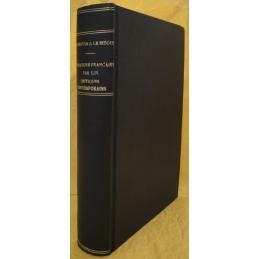 La littérature française par les critiques contemporains.