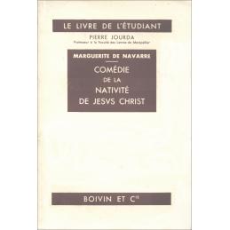 Comédie de la nativité de Jésus-Christ