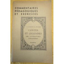 Contes et légendes tirés des littératures étrangères
