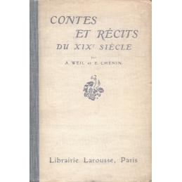 Contes et récits du XIXe siècle
