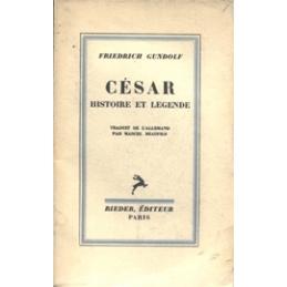César, Histoire et légende