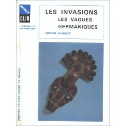 Les invasions   les vagues germaniques