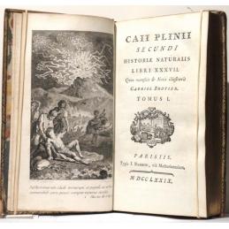 Caii Plini Secundi Historiae naturalis libri XXXVII