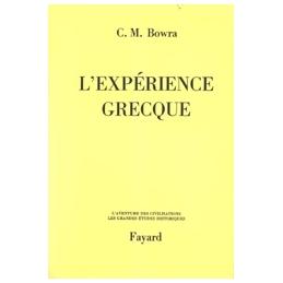 L'expérience grecque